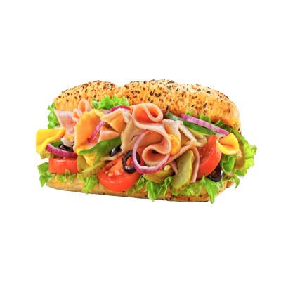 Сэндвич Индейка&Ветчина