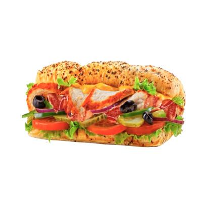 Сэндвич Курочка Гриль и Бекон