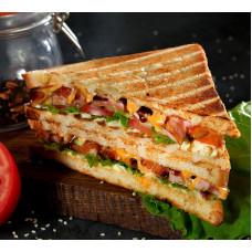 """Сэндвич тостовый """" Клаб """""""