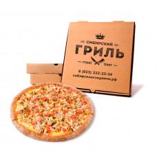 Три пиццы 35см 10% СКИДКА
