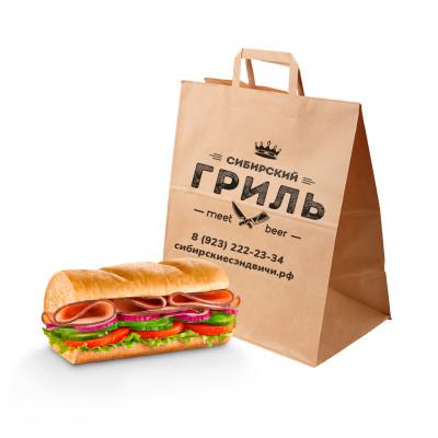 Пять сэндвичей 15% СКИДКА