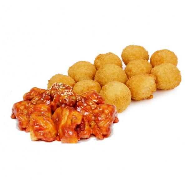 Potato Pops Чикен Ким Чи