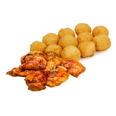 Potato Pops Чикен Терияки