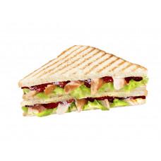 """Сэндвич тостовый """" Курочка BBQ """""""