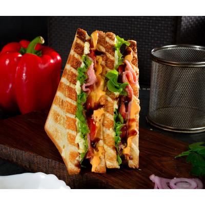 """Сэндвич тостовый """" Ветчина """""""