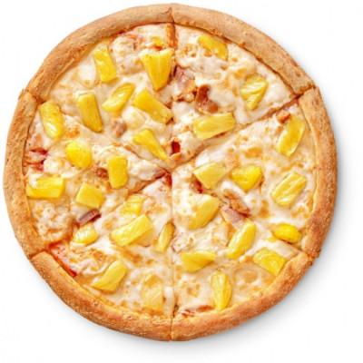 Пицца «Курица и ананасы»